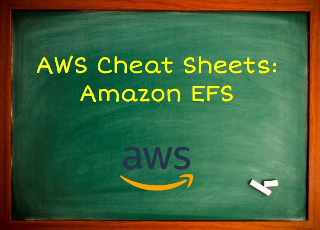 Amazon EFS - Tutorials Dojo