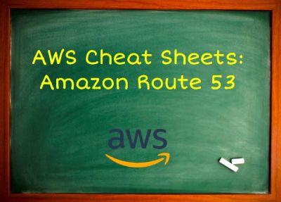 AWS Training Amazon Route 53