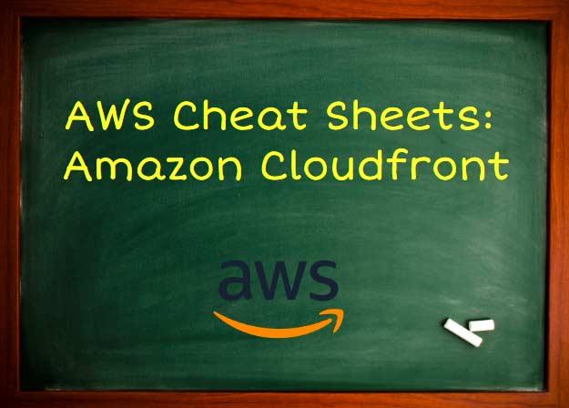Amazon CloudFront - Tutorials Dojo