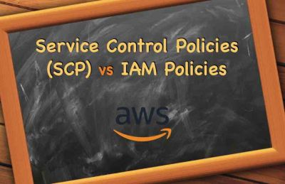 Service Control Policies vs IAM Policies