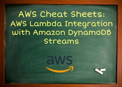 AWS Lambda Integration with Amazon DynamoDB Streams