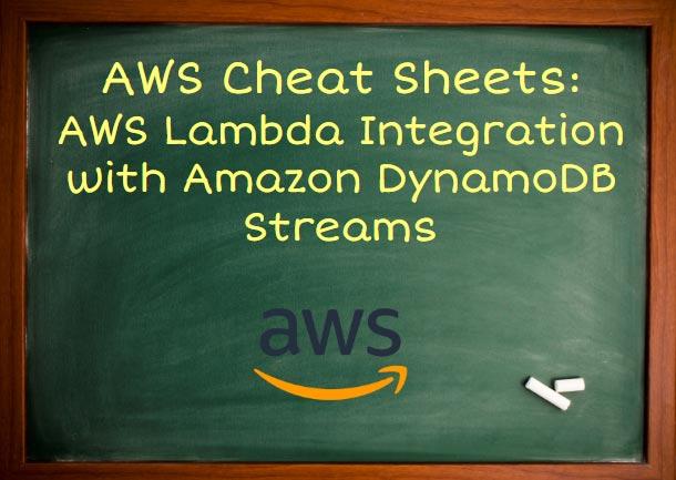 AWS Lambda Integration with Amazon DynamoDB Streams