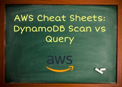 DynamoDB Scan vs Query