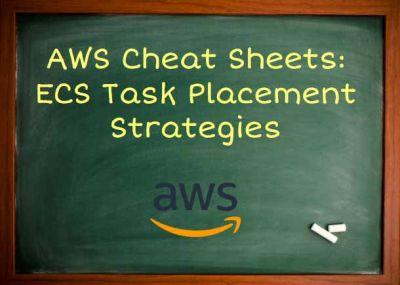 ECS Task Placement Strategies